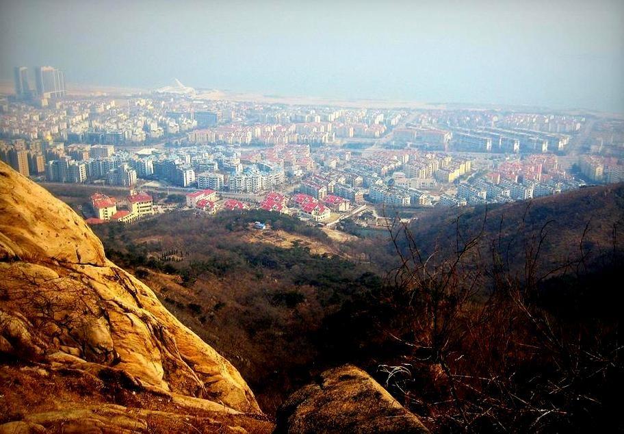 #Fushan #Mountain, #Qingdao, #China  #internship #Chengdu #Zhuhai  #intern