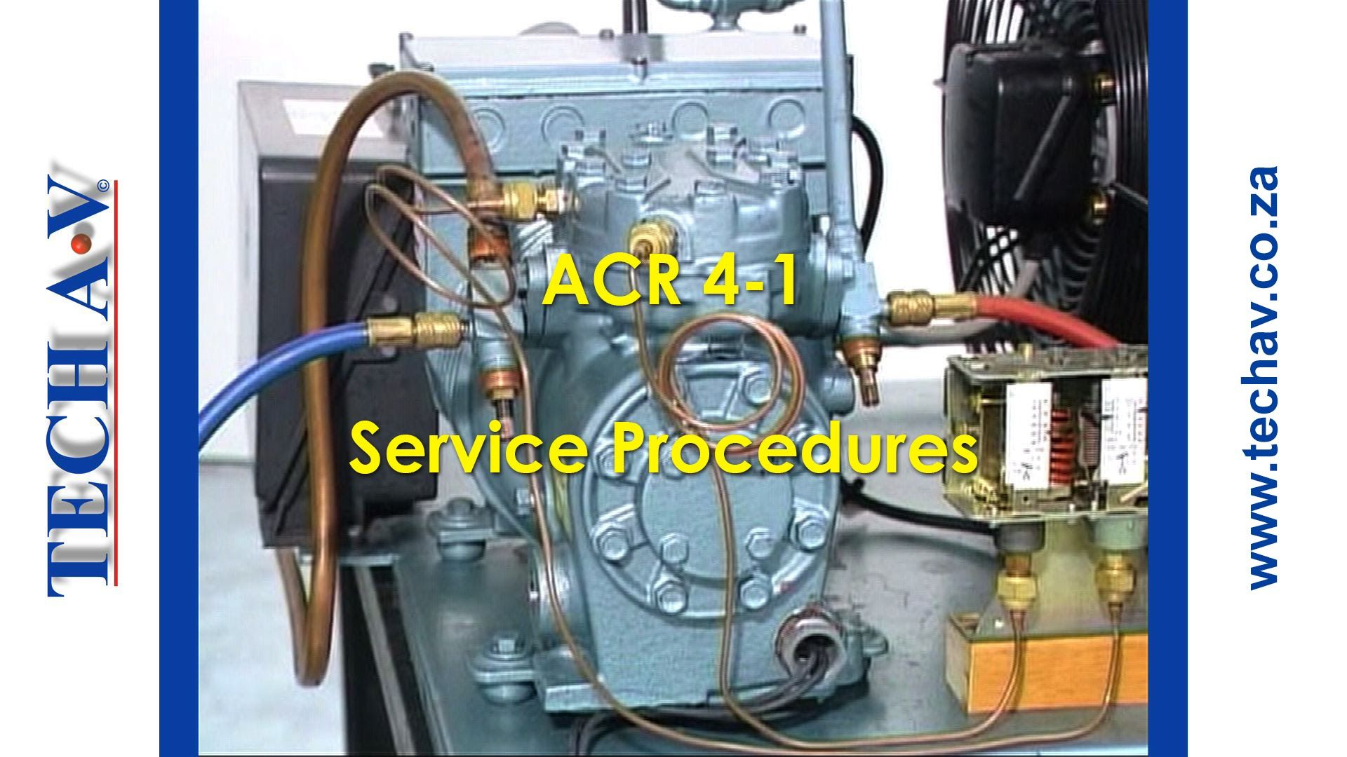 Air Conditioning & Refrigeration Part 17 of 20