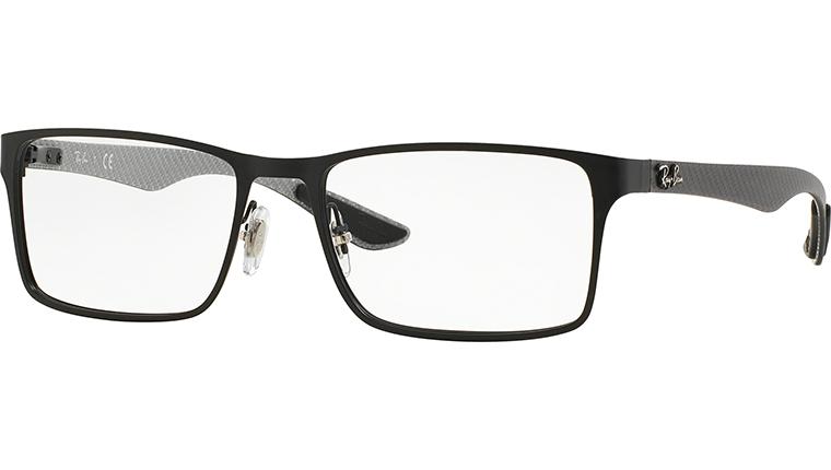 92d7a47fda Ray-Ban Eyeglasses Collection - Carbon Fibre