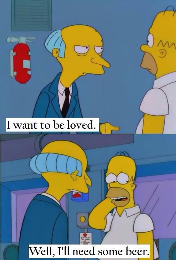 Want to be loved