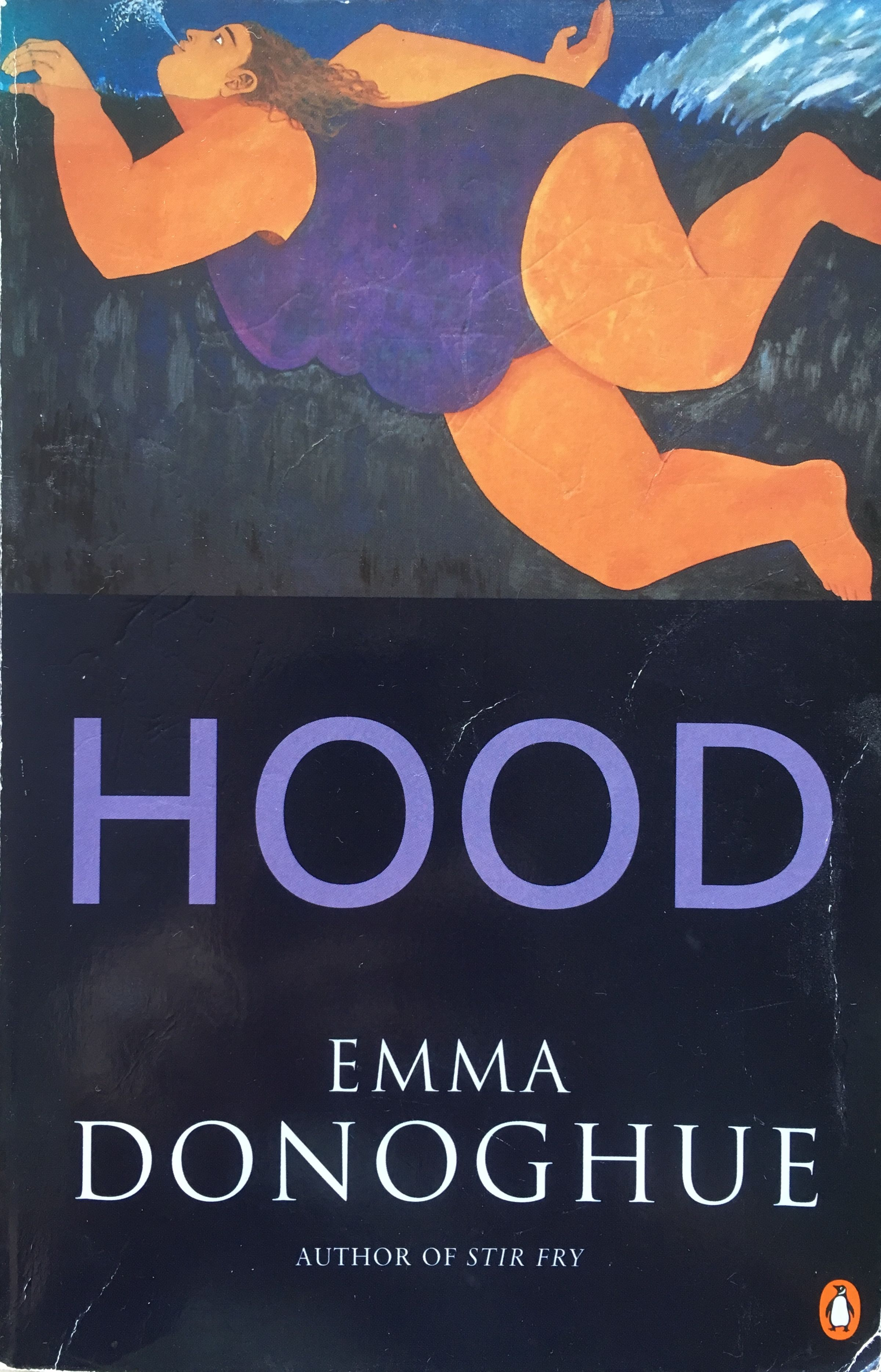 Emma donoghue hood 1993 emma donoghue literary