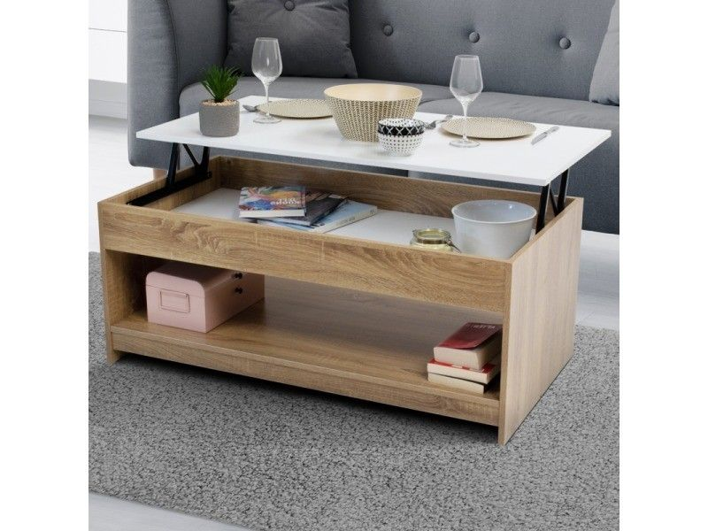 Table Basse Rectangulaire 565160 Table Basse Table Basse Rectangulaire Table Basse Design