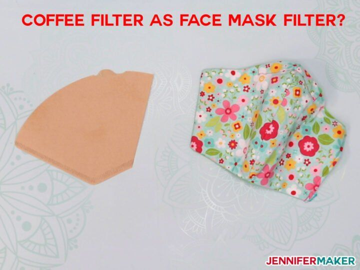 Photo of DIY Face Mask Filter Materials: What to Use, What to Avoid – Jennifer Maker