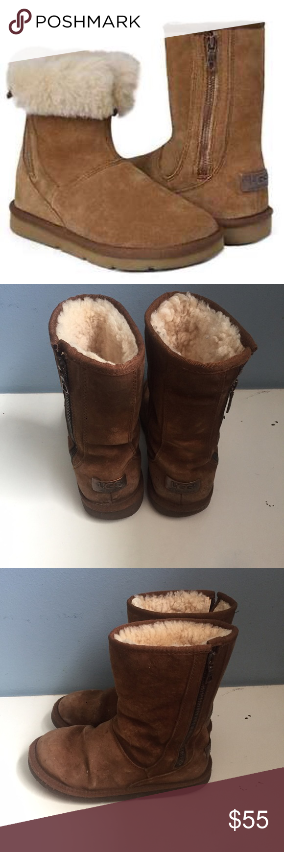Mayfaire UGG boots Women's mayfaire ugg boots. S/N 5116 in fair condition. Great deal UGG Shoes