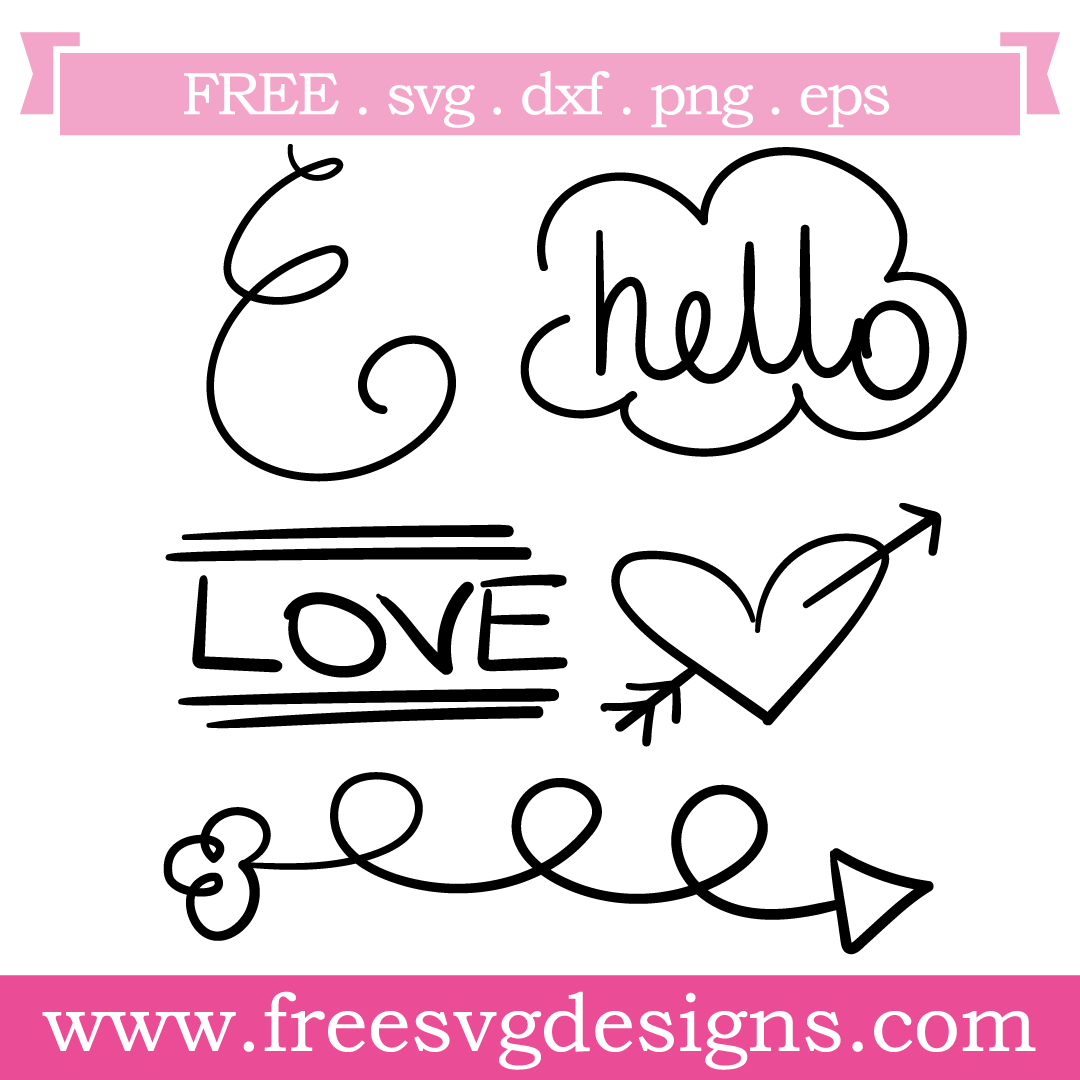 Download Free SVG files Doodle Artwork design at www.freesvgdesigns ...