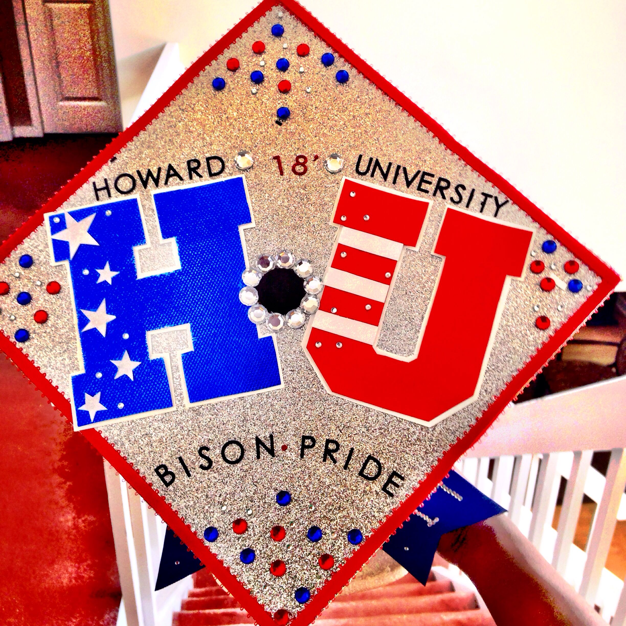 howard university graduation cap getting ready for howard howard university graduation cap