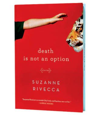 In her debut story collection, Death Is Not an Option (Norton), Pushcart Prize winner Suzanne Rivecca offers up seven bold narratives about the struggles we go through to ID other people, and in turn, ourselves. Rivecca's refreshing tales, laced with biting humor and '90s pop-culture references, cohere around the ideas of deception—public and personal— and, notably, lapsed Catholicism.