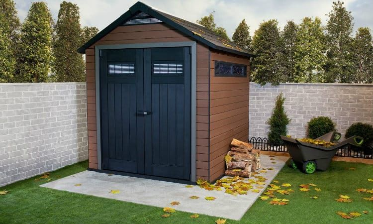 How To Anchor A Plastic Shed Shed Landscaping Shed Plans Shed