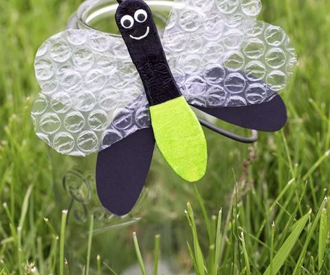 Firefly Craft for Kids