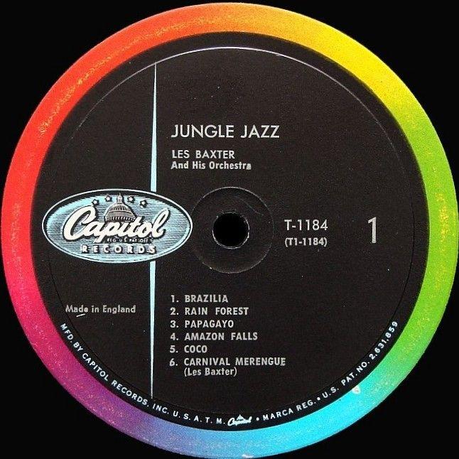 Capitol Records, Vinyl Records