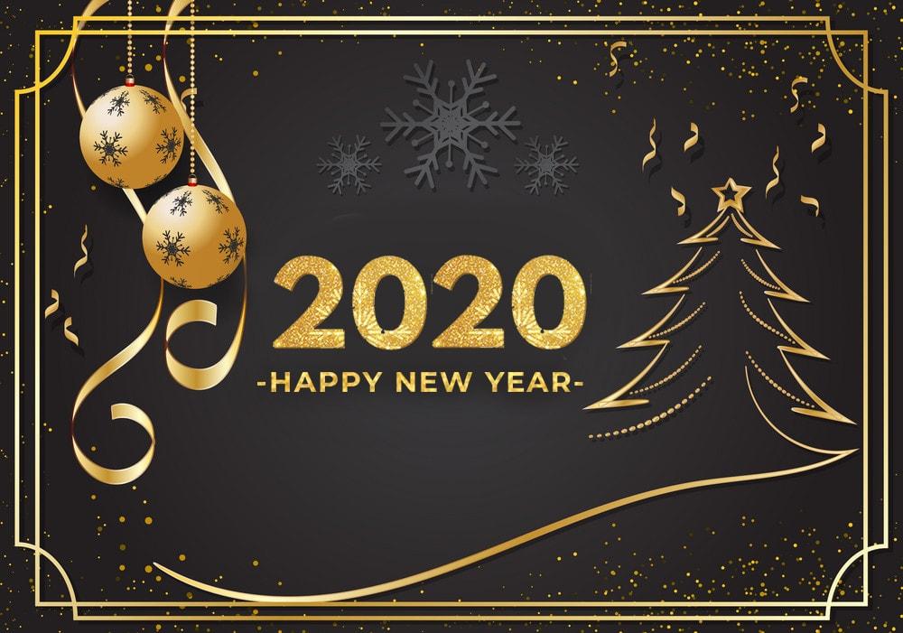 Happy New Year Images 2020 Hd Nieuwejaarswensen Gelukkig Nieuwjaar Nieuwjaar