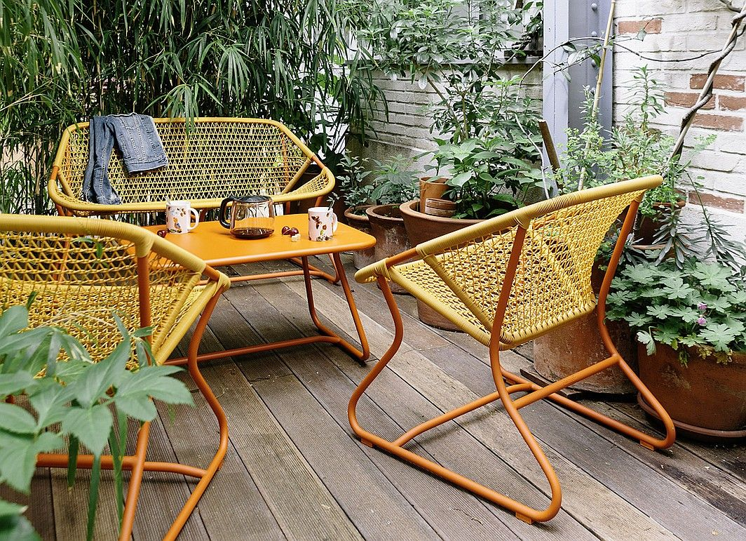 1950 S Throwbacks 5 Outdoor Furnishings Look To The Past Garden