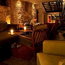 "Café ""The living room"" in Kopenhagen"