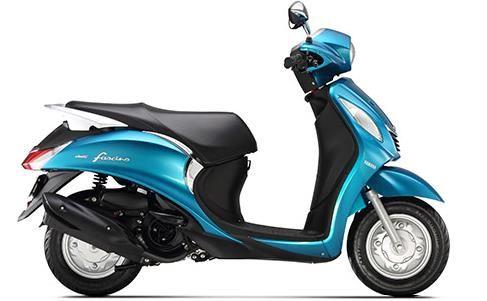 Yamaha Fascino I Fascino Yamaha Dealer Honda Motorcycle