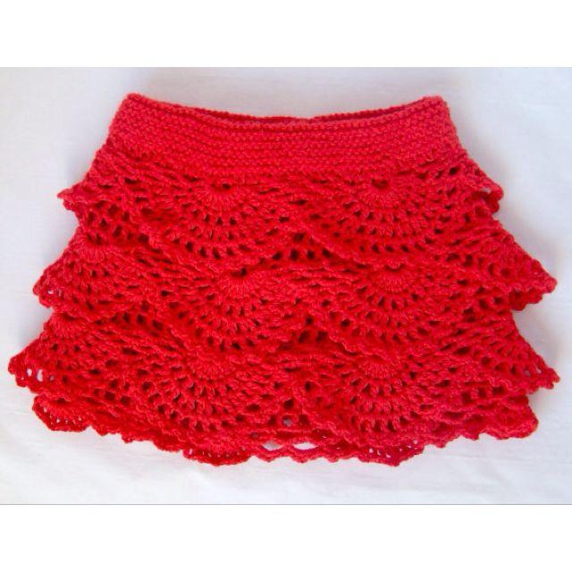 Crochet girls skirt crochet pinterest crochet crochet baby 1 crochet skirt pattern for babies dt1010fo