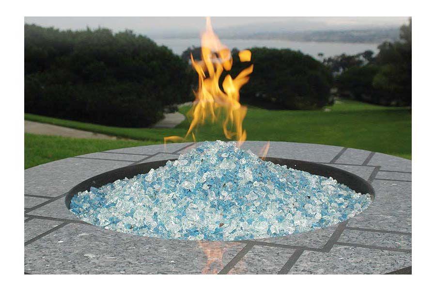 Glass Fire Pit Rocks Fire Pit Glass Rocks Glass Fire Pit