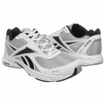 Reebok Himara Shoes (White/Black/Grey) - Men's Shoes - 10.5 M