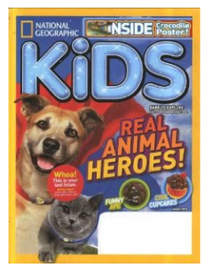 Alright! Here's a great offer for the little readers in our lives! FREE $5 credit with purchase of a kids magazine subscription on Amazon!