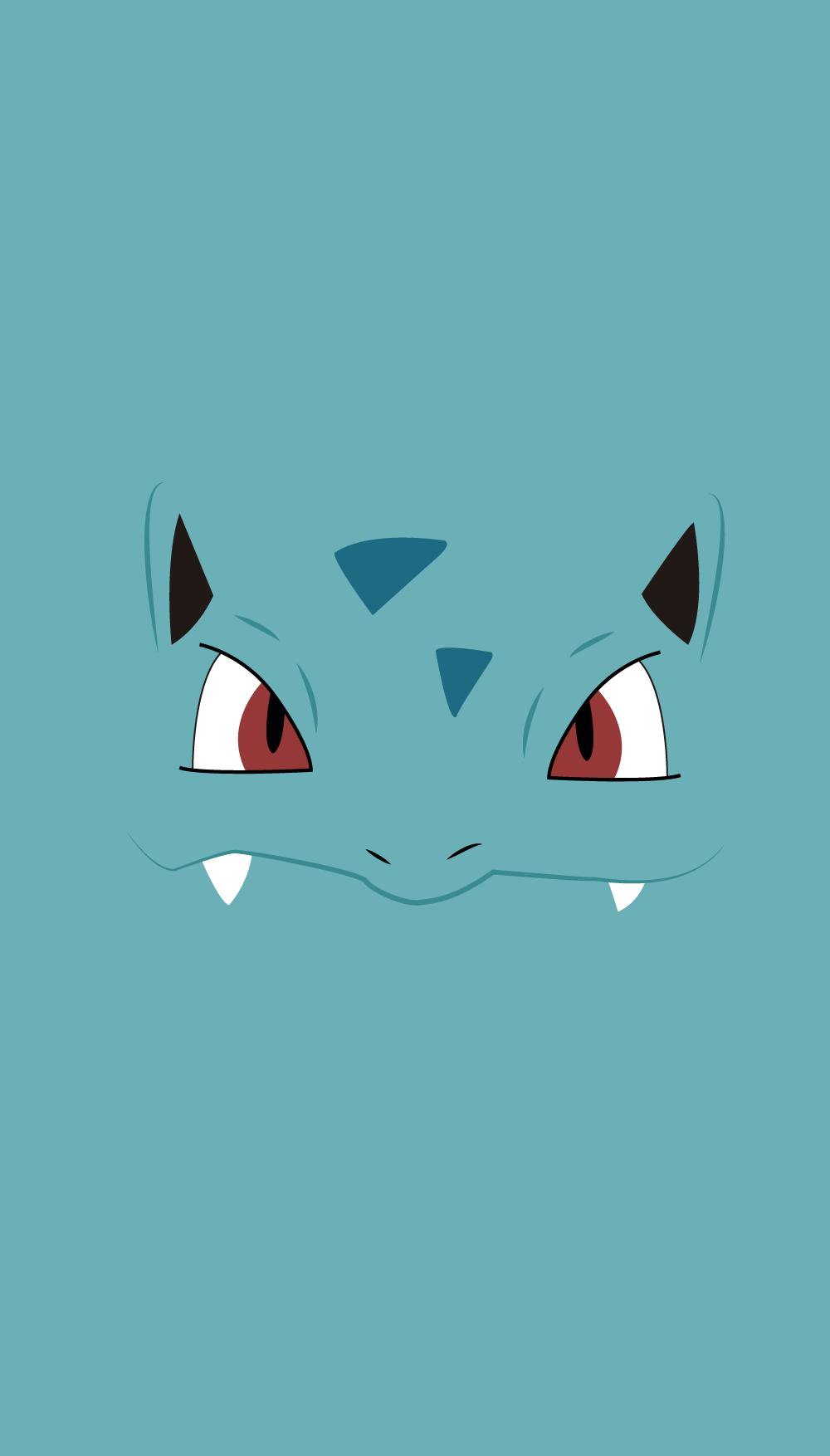 Pokemon Wallpaper Ivysaur ポケモン ポケモン かわいい ポケモンの描き方
