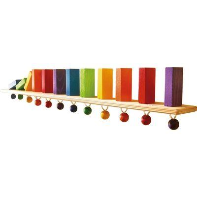 wand domino lernw nde wandgestaltung m bel raumgestaltung krippe kindergarten. Black Bedroom Furniture Sets. Home Design Ideas