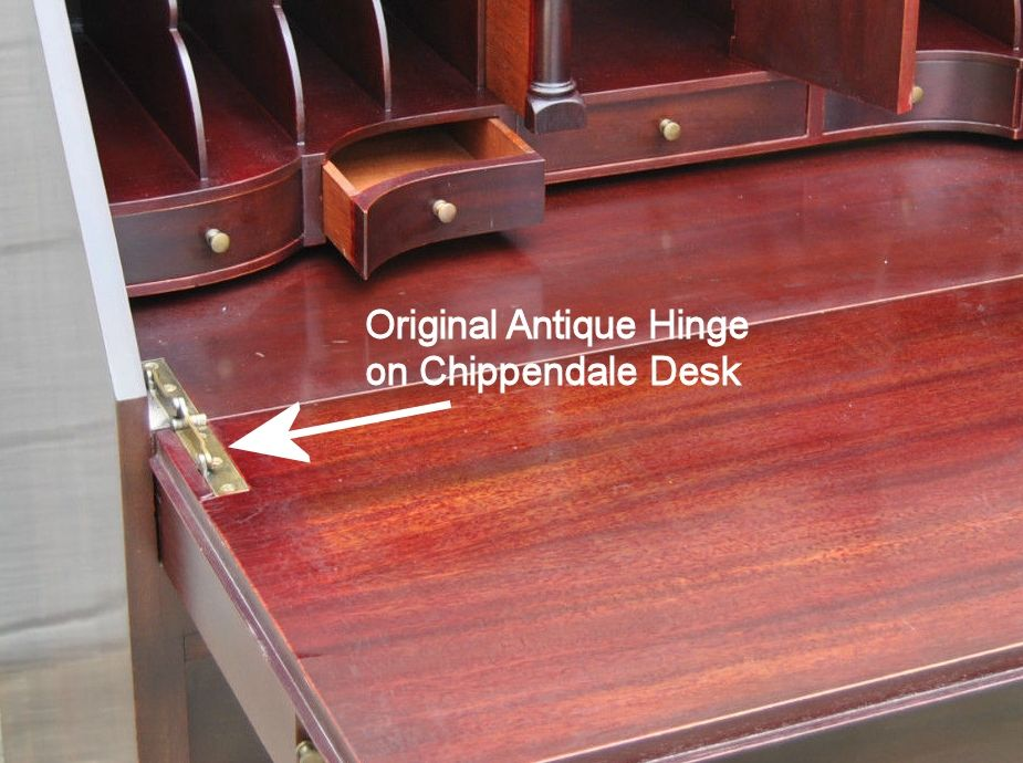 Drop Front Desk Hinge Support Combination H11 H6060bp Space