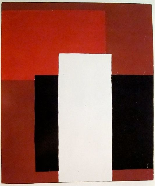 Eileen Grey Rug Design C 1920