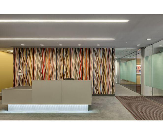 Modern Desk Backdrop Architecture Plafond