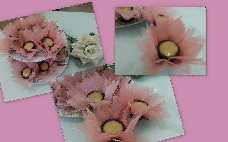 """""""Detalhes Essenciais"""" Forminhas na cor rosa Quartzo, a cor do ano."""