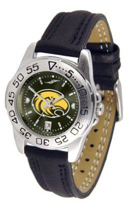 NCAA Southern Miss Golden Eagles Ladies Sport Leather AnoChrome Watch by SunTime. $50.14. Rotation Bezel/Timer. Scratch Resistant Face. Calendar Date Function. This handsome, eye-catching watch comes with a genuine leather strap. A date calendar function plus a rotating bezel/timer circles the scratch-resistant crystal. Sport the bold, colorful, high quality NCAA Southern Mississippi Golden Eagles logo with pride.The AnoChrome dial option increases the visual impact...