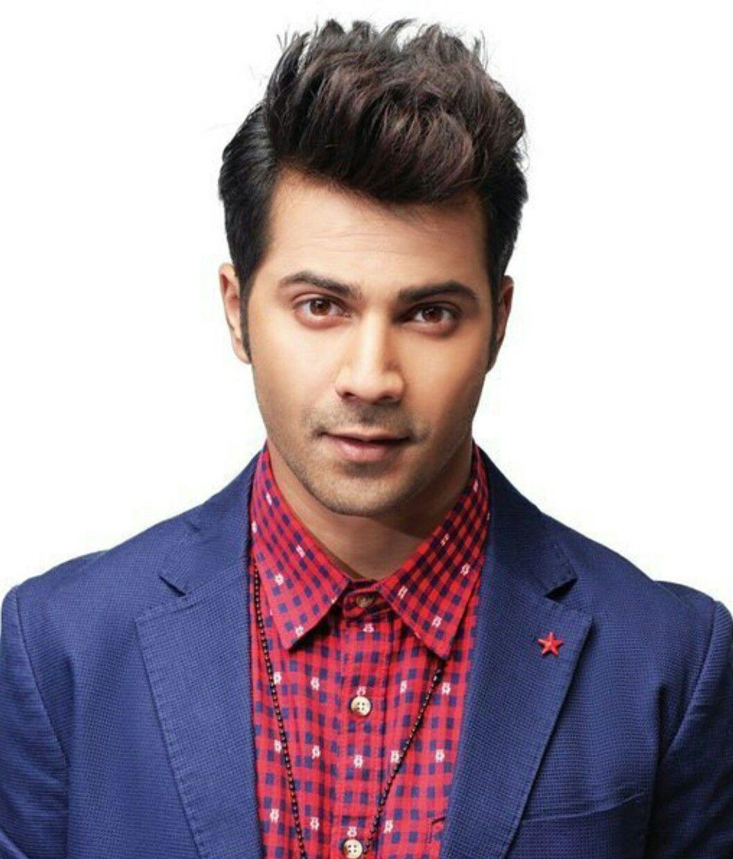 Varun Dhawan Hairstyle Name