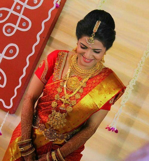 Bridal Makeup For Hindu Kerala Weddings: Celebrity Wedding - DD & Srikanth! In 2020