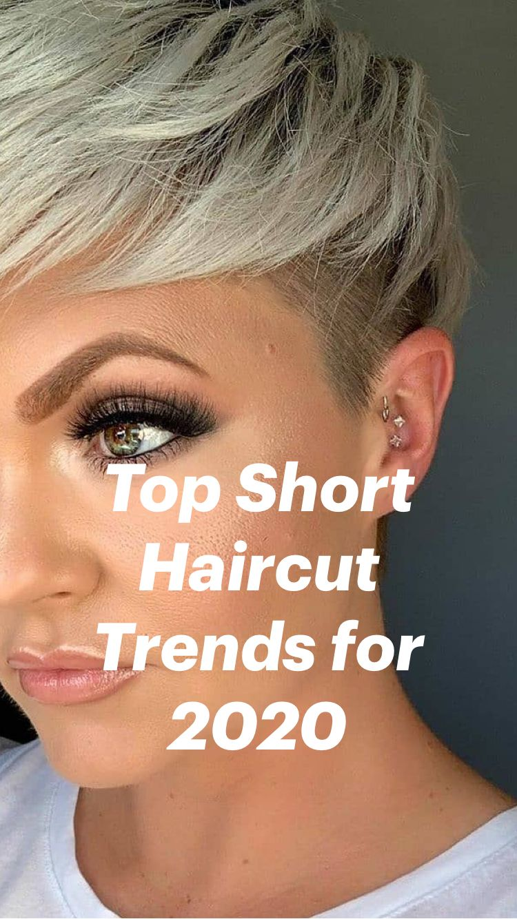Top Short Haircut Trends for 2020