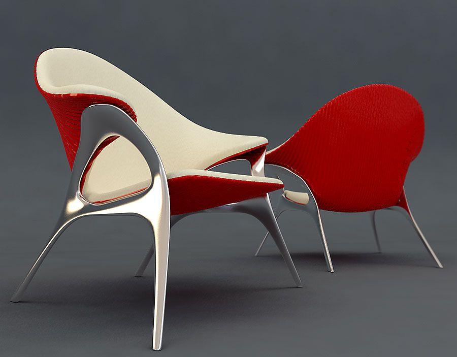 Furniture by Velichko Velikov at Coroflot.com