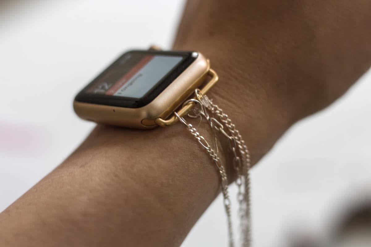 Diy Apple Watch Band Apple Watch Bands Diy Watch Band Watch Bands