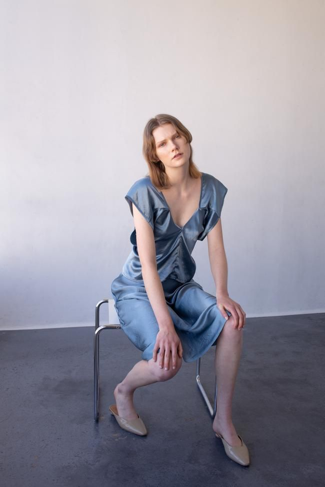 Photo of Shaina Mote ready-to-wear spring/summer 2020