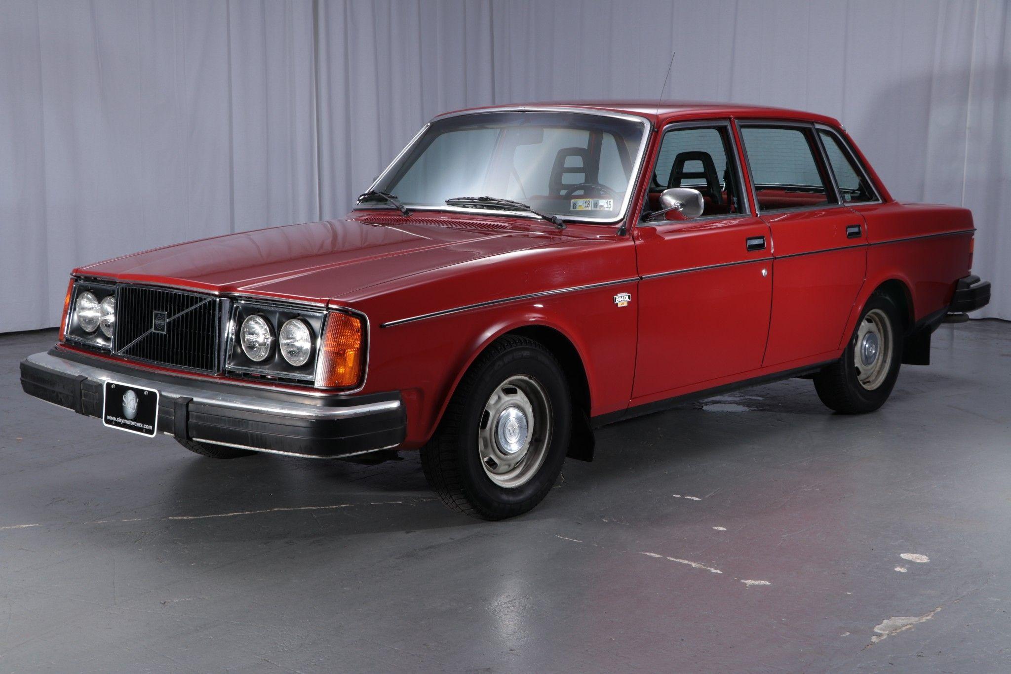 No Reserve 1979 Volvo 244DL in 2020 Volvo, Volkswagen