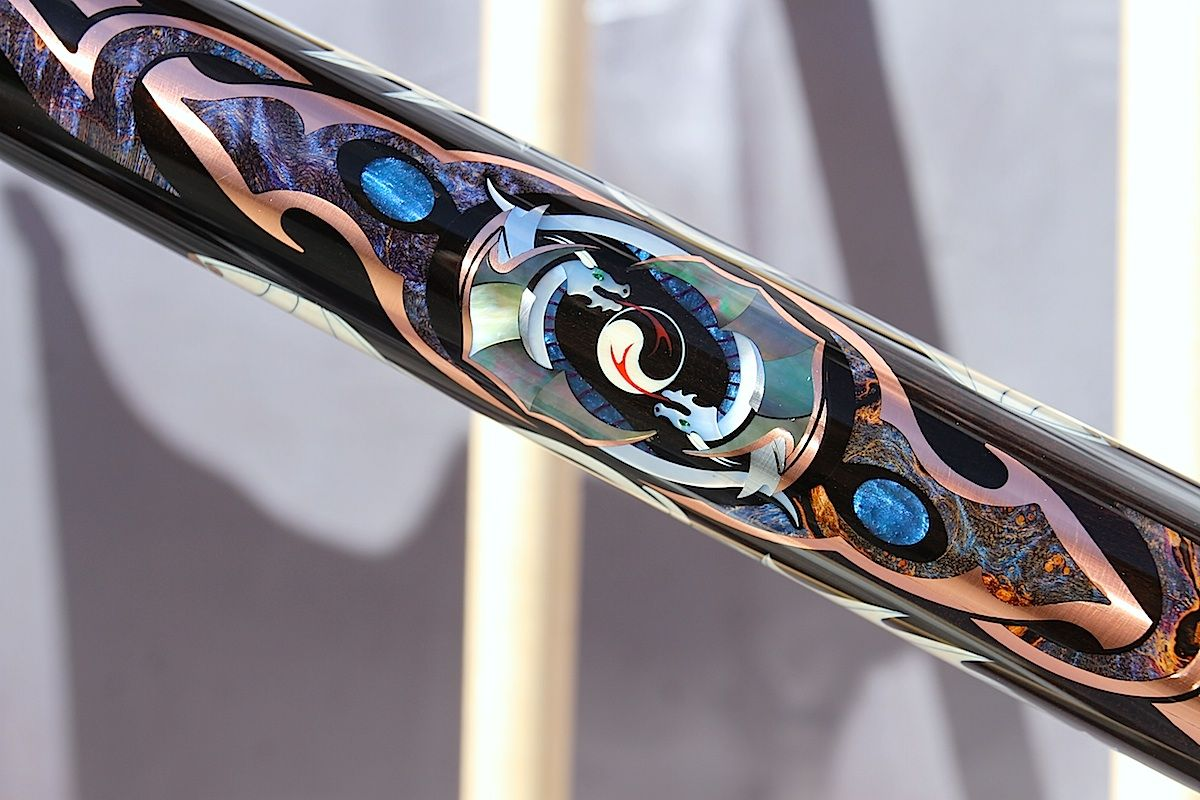 Thomas Wayne Custom Pool Cues Pool Sticks Cue Stick