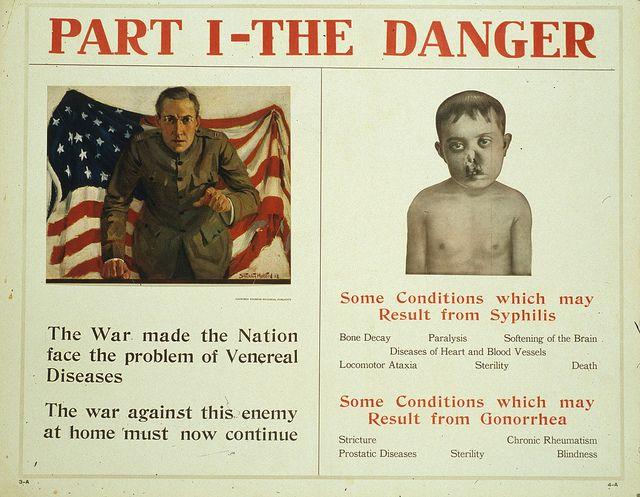 Part 1 - The danger | Venereal Diseases.