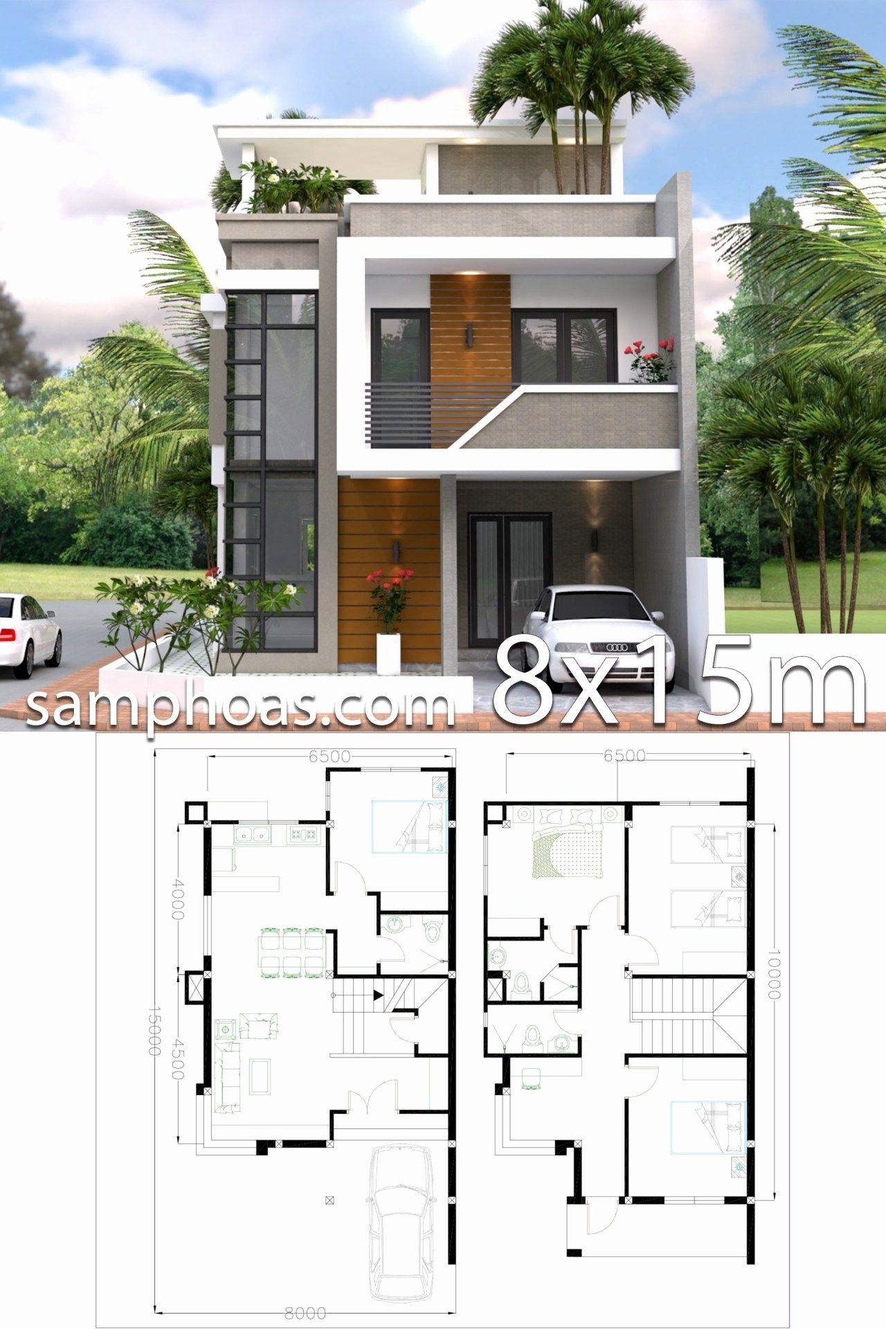 4 Bedroom Duplex House Plans Elegant Home Design Plan