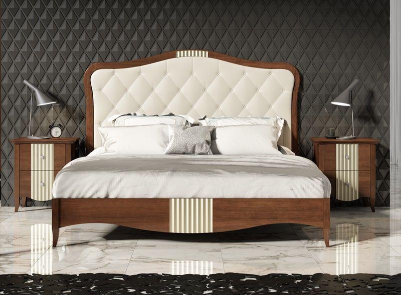 Dormitorio Tapizado En Capitonn Mod Isabella Camas Tapizadas Dormitorios Camas Modernas