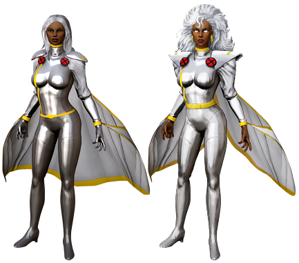 storm x men costume google search cosplay pinterest