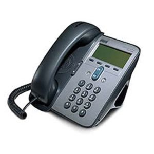Cisco 7905G IP phone 7905 Unified IP telephone VoIP http://www.telephonemagic.com/cisco-sip-ip-phones/cisco-7905g-ip-phone.htm