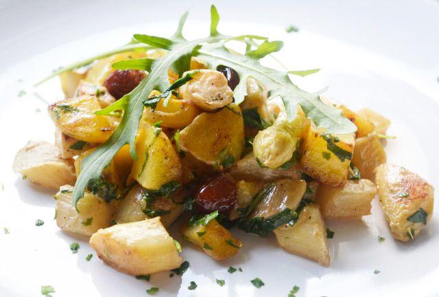 Sommergerichte Zucchini : Gebratener spargel rezept sommergerichte gebratenem spargel und