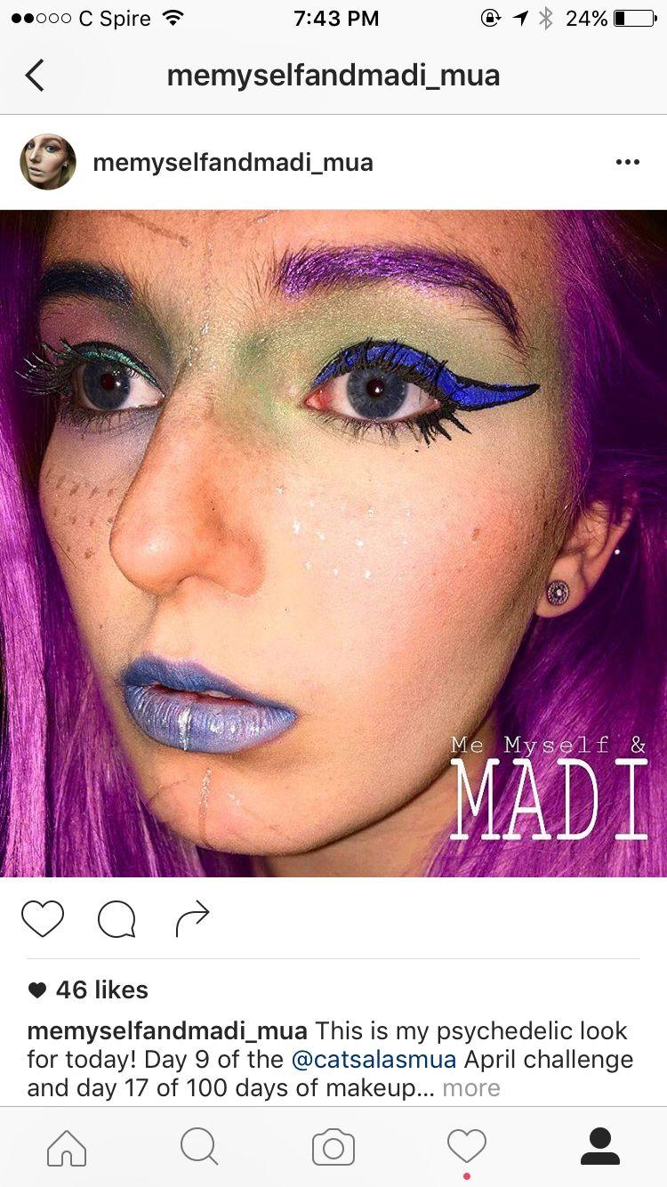 Makeup by MADI @memyselfandmadi_mua on Instagram