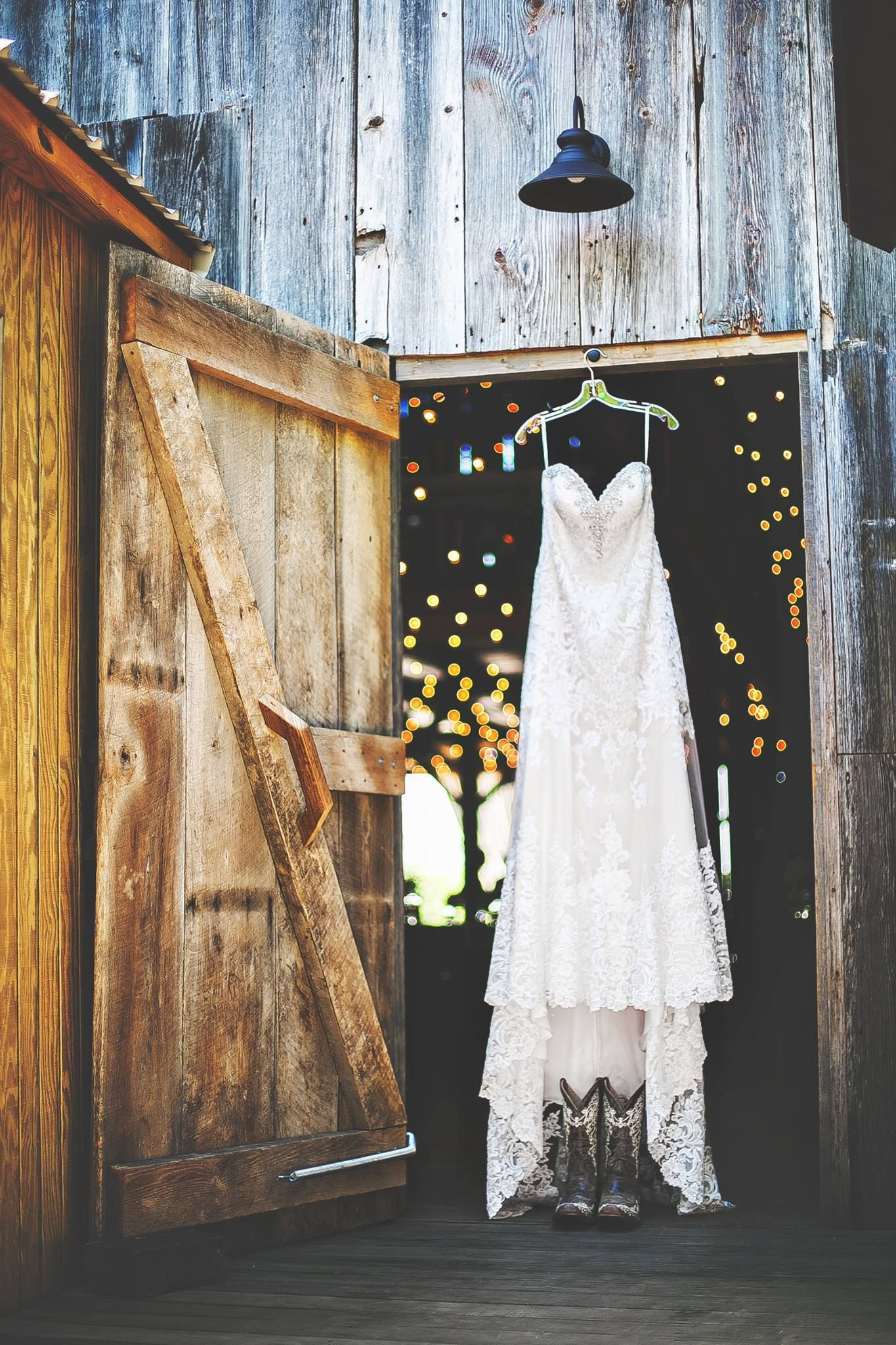 Rustic lace wedding dress  HERITAGERANCHMOCOM Alicia Marieus Photography rustic wedding lace