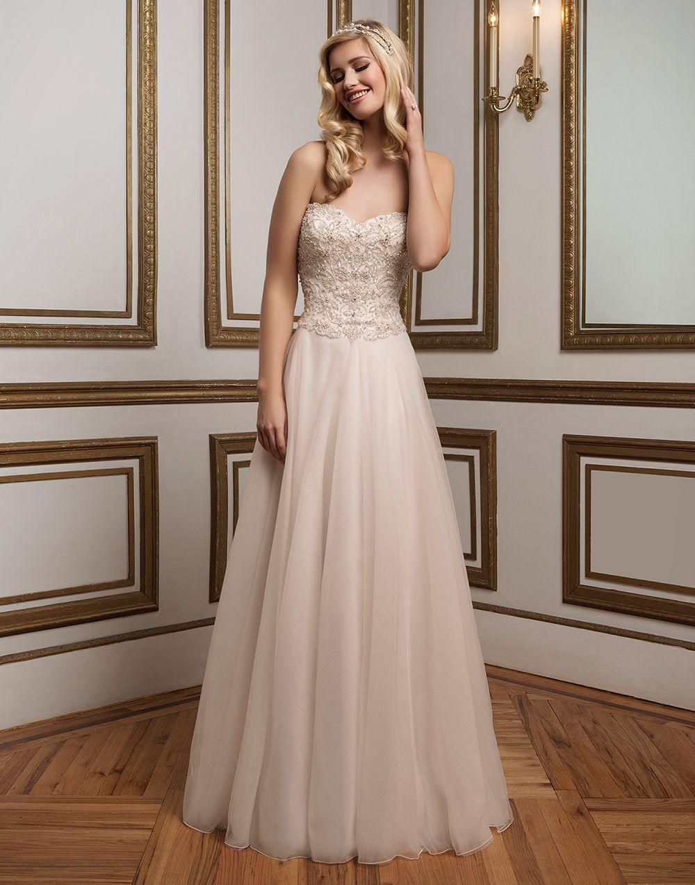 Justin Alexander wedding dresses style 8836 This sweetheart neckline ...