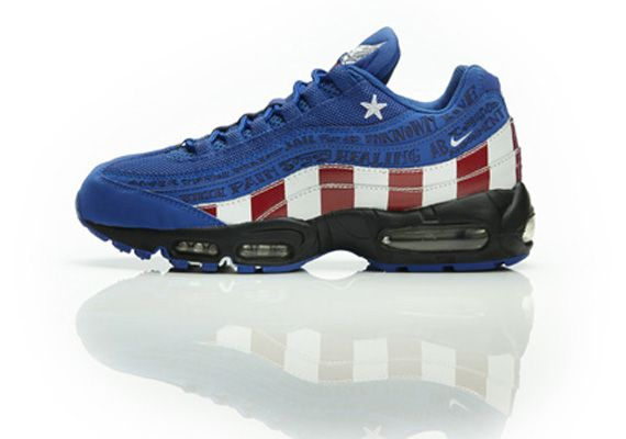 timeless design 53646 8febd ... order doernbecher nike air max 95 by mike armstrong 55953 1dbda