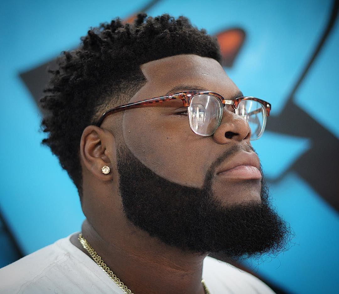 how to line up beard cheek