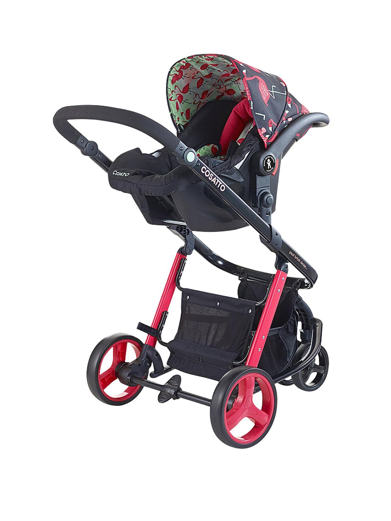 Cosatto Hold 0+ Car Seat - Flamingo Fling  f4d3e5d7d