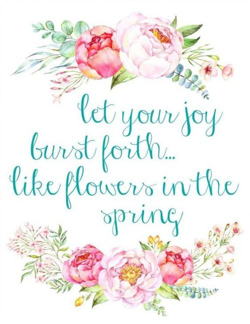 19 Best Spring Inspired Quotes